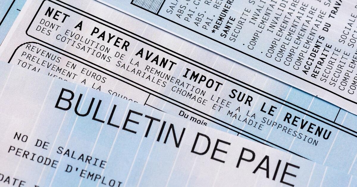 chomage partiel et gestion de paie